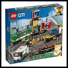 LEGO CITY CARGO TRAIN  (60198)  RARE LIMITED STOCK - *BRAND NEW - 1226 PIECES