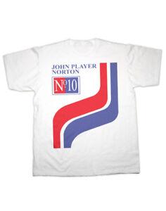 John Player Vintage Motorsport T Shirt
