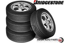 4X Bridgestone DUELER HL 422 ECOPIA P245/60R18 104T Comfortable All Season Tires