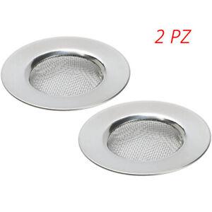 Cucina Sink Strainer WDEC 5 Pezzi Filtro per Lavello da Cucina Scarico per Capelli Tappi per Capelli in Silicone filtri per lavandini Vasca da Bagno o lavelli da Cucina