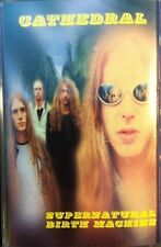 Cathedral - Supernatural Birth Machine - Cassette Tape - SEALED new copy