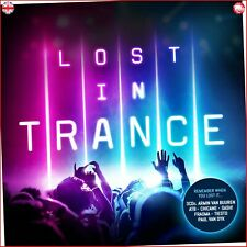 LOST IN TRANCE 3 CD SET VARIOUS ARTISTS (Released July 27th 2018)