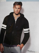Jacken aus Baumwolle mit Reißverschluss