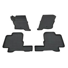 LAND ROVER LR3 / DISCOVERY 3 & LR4 / DISCOVERY 4 FRONT & REAR RUBBER MAT SET