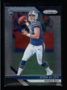 JOSH ALLEN 2018 PANINI PRIZM #205 BUFFALO BILLS BASE ROOKIE RC FC8873