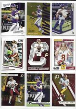 Kirk Cousins - 18 Card Lot - Free Shipping