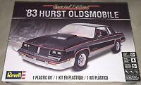 Revell 1983 Hurst Oldsmobile 1:25 scale model car kit new 4317