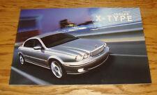 Original 2006 Jaguar X-Type Deluxe Sales Brochure 06