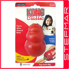 Kong Dog Toys Classic Red Large
