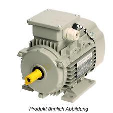 Drehstrom-Asynchronmotor mit Käfigläufer, 3Ph-230/400V, 1,1kW, B3, 2-pol, IE2
