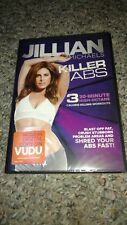 Jillian Michaels: Killer Abs (DVD, 2012)