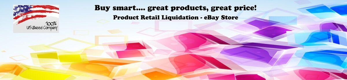 Product Retail Liquidation - Store
