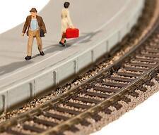 Faller HO 120205 Flexible Bahnsteigkanten #NEU in OVP#