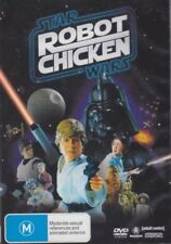 Robot Chicken Star Wars - Brand New DVD Region 4