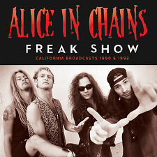 ALICE IN CHAINS New Sealed 2018 UNRELEASED LIVE 1990 & 1992 CONCERTS CD