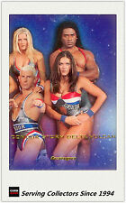 Australia The Gladiators (Tempo) Trading Cards Team Card GTT3