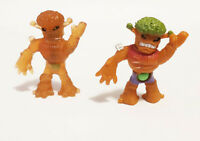 Mutant Mania Hack Saw Action Figures Ultra rares toys