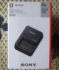 """BC-QZ1 Official SONY battery charger """"for NP-FZ100"""""""