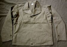 WWII US M1941 M41 COMBAT FIELD JACKET-MEDIUM/LARGE 42R