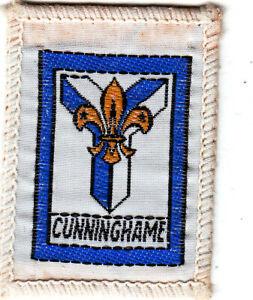 Boy Scout Badge Ext single CUNNINGHAME Scotland