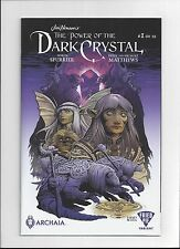Jim Henson's The Power of the Dark Crystal #1 Ben Dewey Fried Pie cover variant