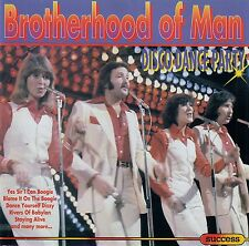 BROTHERHOOD OF MAN : DISCO DANCE PARTY / CD - TOP-ZUSTAND