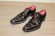 Jeffery‑West Bay Men's Shoes Black (US Men's 10)
