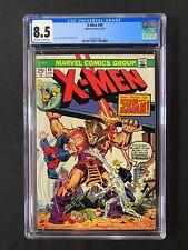 X-Men #89 CGC 8.5 (1974) - Sub-Human app