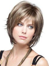 Reese von Noriko Perücken Glattes Haar Perücken Mode Kurz Damen Sexy Wig NEU