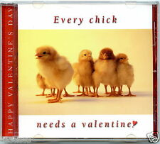 Every Chick Needs A Valentine (CD, 2005, Gifts Of Music, LLC) EP