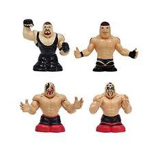 WWE Thumbpers Undertaker Warrior Hawk Andy Orton & Warrior Animal Pack Set Of 4