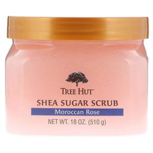 Tree Hut Shea Sugar Scrub Moroccan Rose ~ 18 oz