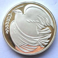 Great Britain 1995 Victory Day 2 Pounds Silver Coin,Proof
