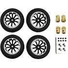 Wheel Tiers Parts for MN 1:12 RC Car Truck MN91 MN45 MN45K MN99 MN99S Upgrade