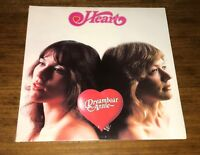 HEART DREAMBOAT ANNIE ORIGINAL FIRST PRESS LP STILL FACTORY SEALED!