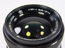 Rarity. Very rare Mir-1A 2,8/37 M42 M39. s/n 730074