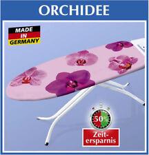 WENKO Bügelbrettbezug Alu Blitzbügler Bügelbrett Bezug Orchidee 125 X 46 Cm