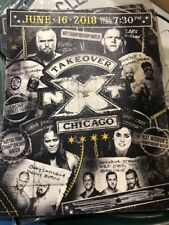 WWE NXT TakeOver Chicago Lithograph Poster