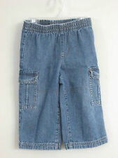 FADED GLORY Size 18 Months Boys Pull-On Blue Jeans