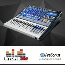 PreSonus Digital Pro Audio Mixers