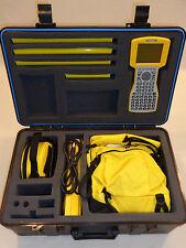 Trimble GPS TSC1 29673-50 Survey Controller Asset Data Collector Hardcase System