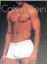 1 NEW in Box Calvin Klein Boxer Briefs Underwear Size XLARGE GREY 100% Cotton