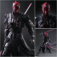 5Star Wars Variant Play Arts Kai Darth Maul Action Figure Toys Statue Doll 26CM