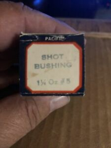 New Old Stock PACIFIC SHOT BUSHING 1 1/4 oz #5