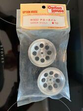 Kyosho Genuine Original Option House Silver Wheels Optima Javelin W-5022 Salute