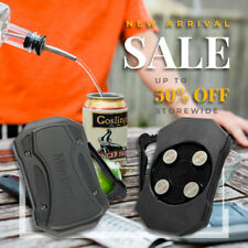 Mintiml Go Swing Universal Topless Can Opener Manual Can Opener Bottle Opener To