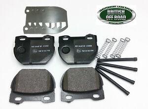 SFP000250 - LAND ROVER BRAKE PADS - DEFENDER 110 - REAR - 1A614448 ON - GENUINE