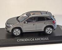 Citroen C4 Aircross, Gris metálico, NOREV 1:43