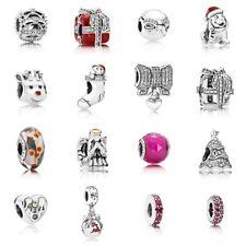 Pandora Charms Winter Kollektion 2015 Neuheiten Gold & Sterling Silber Beads
