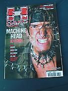 HARD ROCK 2001 71 MACHINE HEAD OOMPH! NASHVILLE PUSSY ANTHRAX AC/DC BIOHAZARD